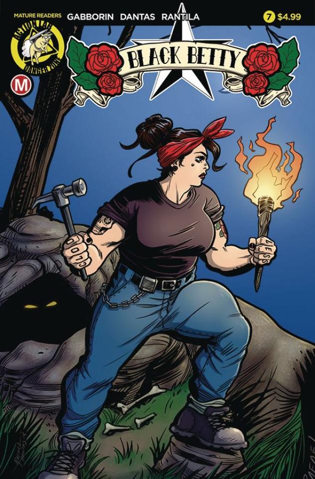Black Betty #7 (Dantas Cover)