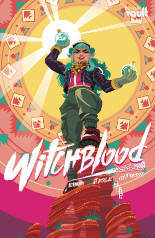 Witchblood #1 (15 Copy Yoshitani Cover)