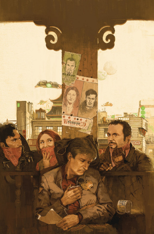 Firefly #16 (Aspinall Cover)