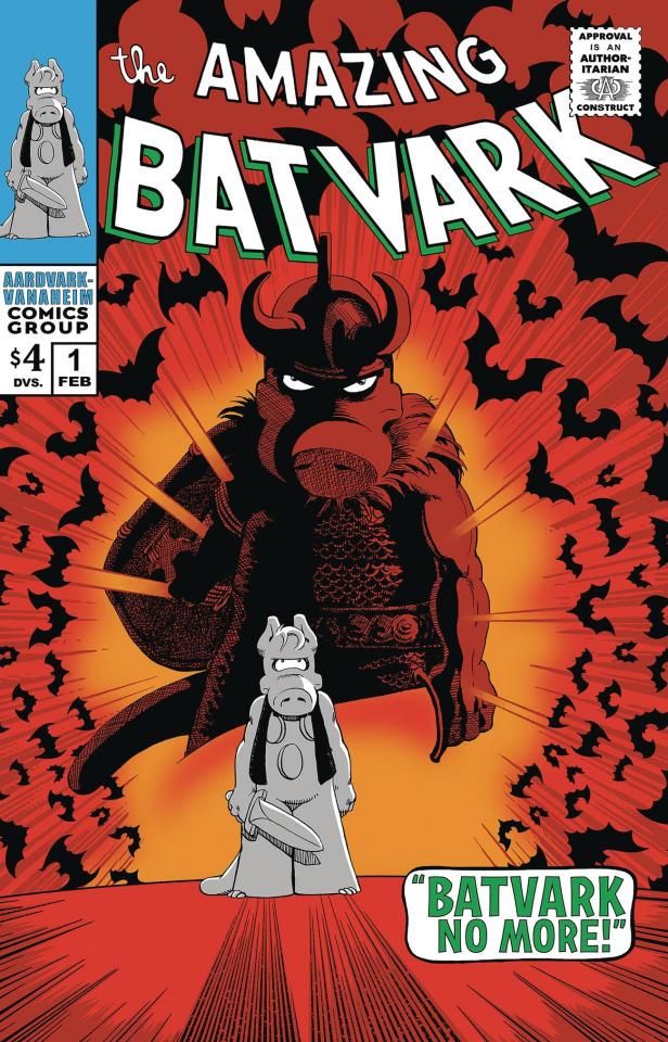 The Amazing Batvark