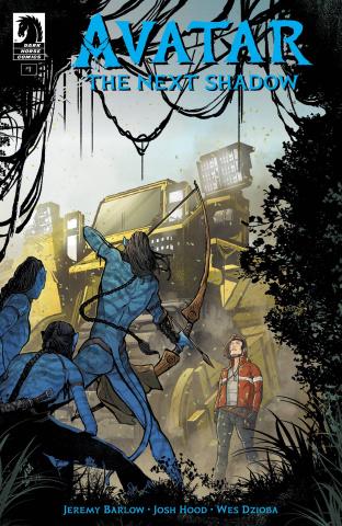 Avatar: The Next Shadow #1