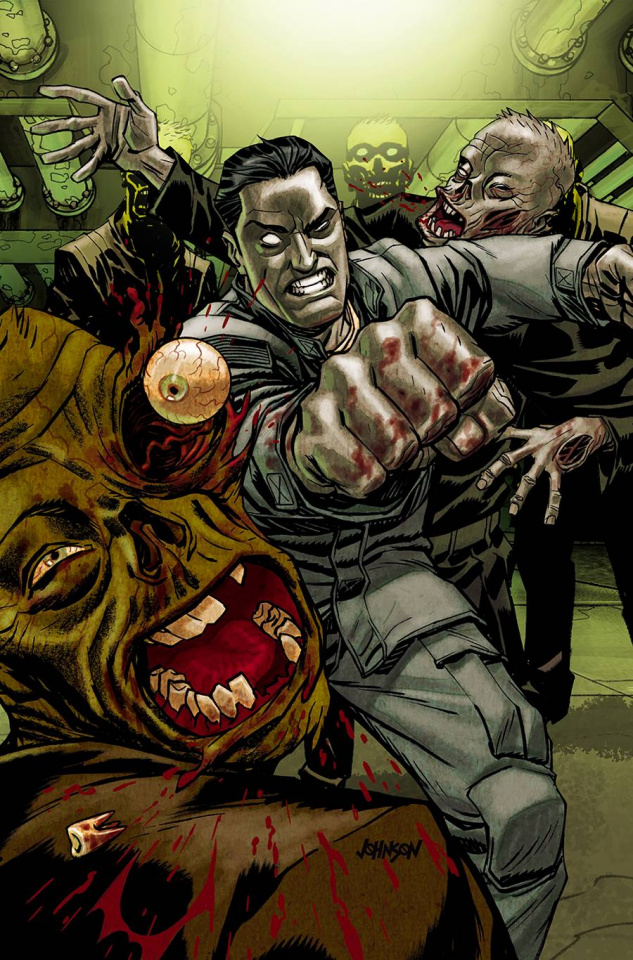 Star Spangled War Stories: G.I. Zombie - Future's End #1