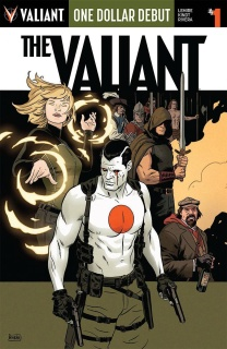 The Valiant #1 (One Dollar Debut)