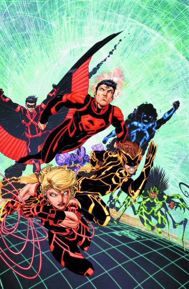 Teen Titans Vol. 2: The Culling