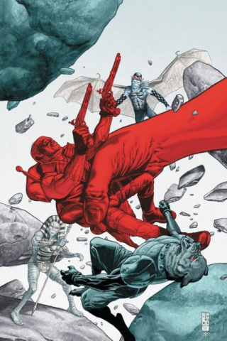 Frankenstein: Agent of S.H.A.D.E. #6