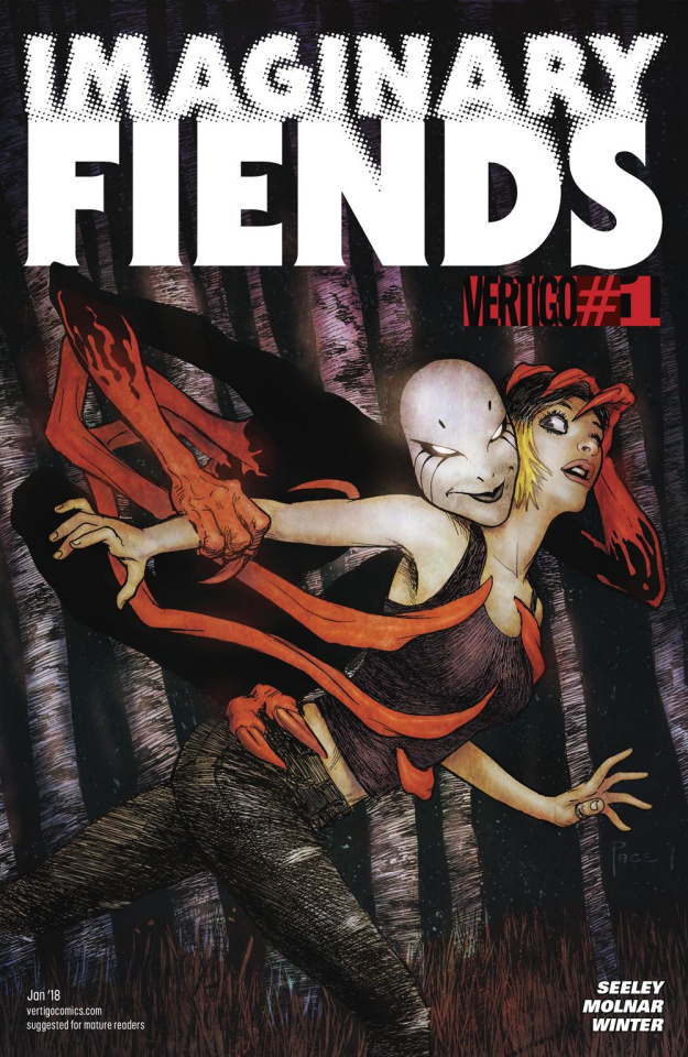 Imaginary Fiends #1