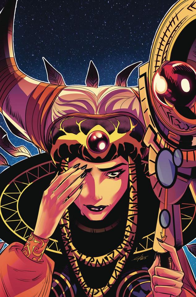 Go, Go, Power Rangers! #28 (Carlini Cover)