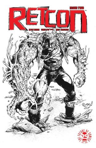 Retcon #2 (Fraga Cover)