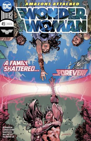 Wonder Woman #45