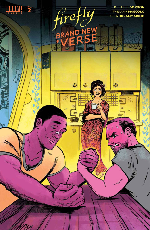 Firefly: Brand New 'Verse #2 (Fish Cover)