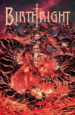 Birthright #11 (Ketner Cover)
