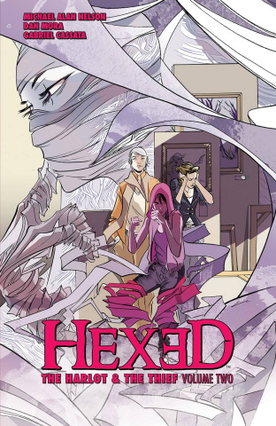 Hexed: The Harlot and The Thief Vol. 2