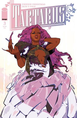 Tartarus #3 (Christmas Cover)