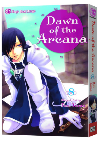 Dawn of the Arcana Vol. 8