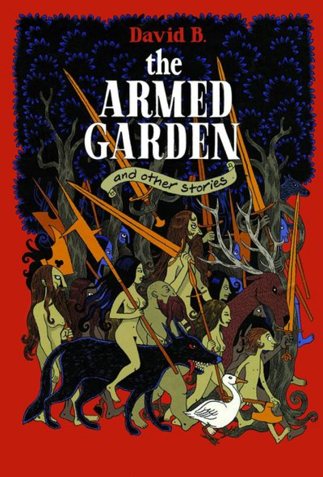 The Armed Garden & Other Stories