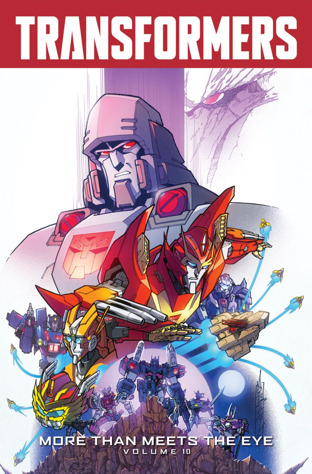 The Transformers: More Than Meets the Eye Vol. 10