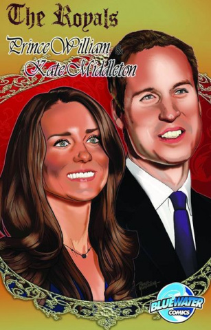 The Royals: Prince William & Kate Middleton