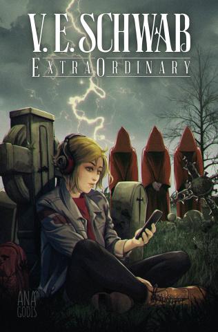 Extraordinary #2 (Godis Cover)