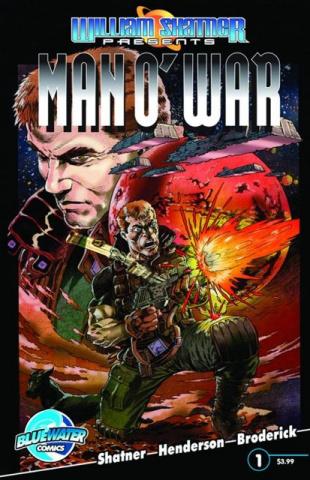 Man O' War #1