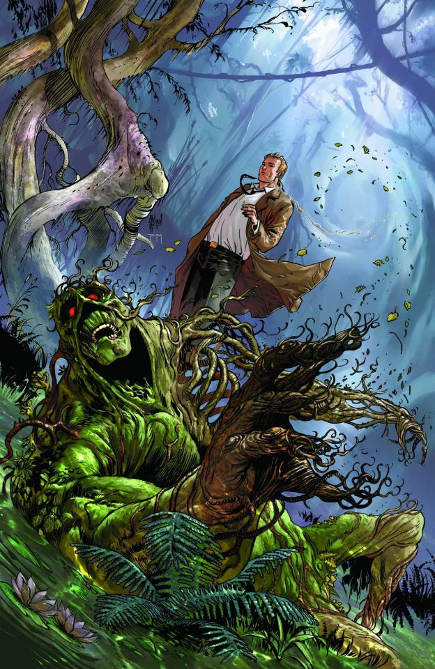 Swamp Thing #22