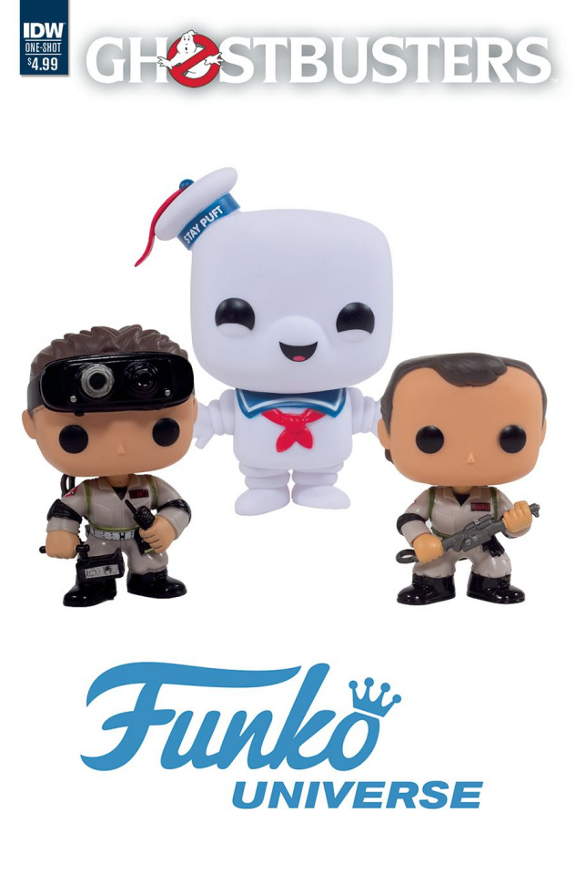 Ghostbusters: Funko Universe (25 Copy Cover)