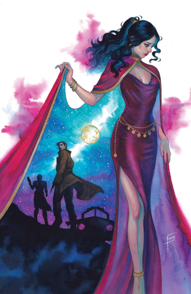 Firefly #24 (25 Copy Frany Cover)