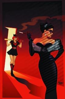 DC Comics Bombshells #6