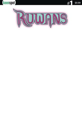 Ruwans #1 (Free 5 Copy Blank Sketch Cover)