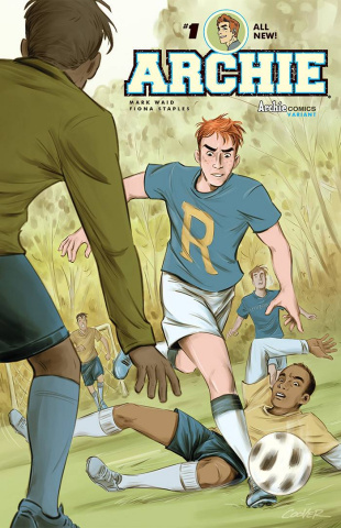 Archie #1 (Colleen Coover Cover)