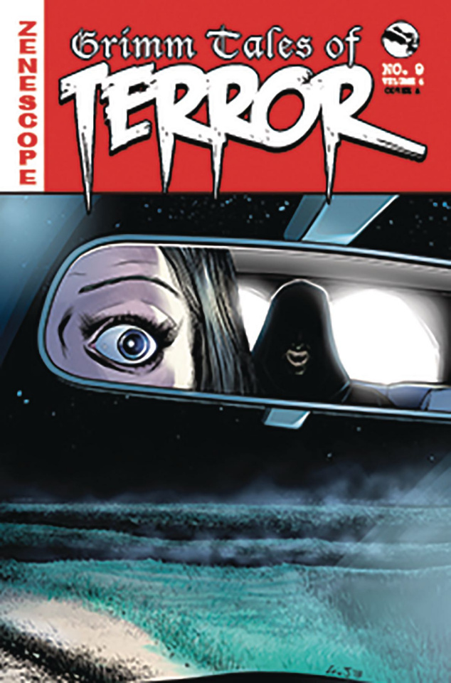 Grimm Tales of Terror #9 (Eric J Cover)