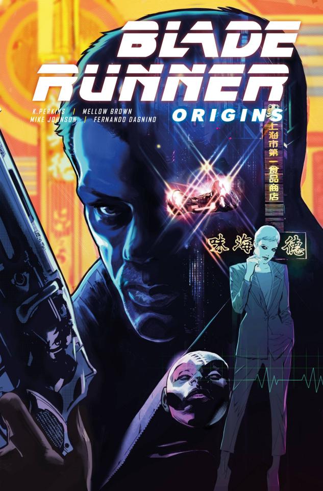 Blade Runner: Origins #1 (Dagnino Cover)