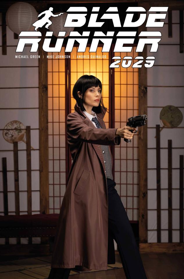 Blade Runner 2029 #4 (Cosplay Cover)