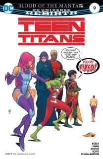 Teen Titans #9