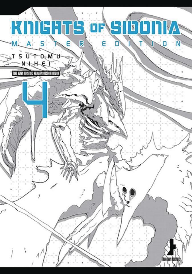 Knights of Sidonia Vol. 4 (Master Edition)