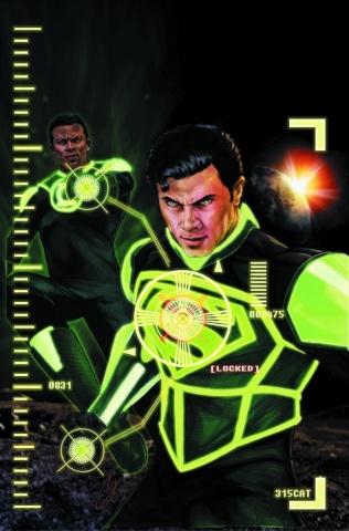 Smallville, Season 11: Lantern #2