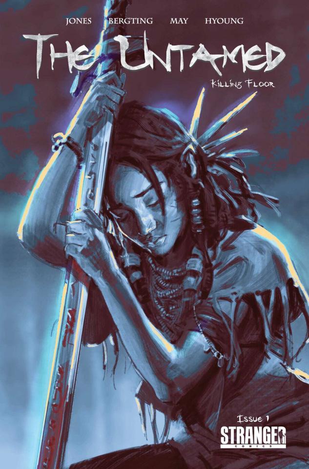The Untamed II #1 (10 Copy Nam Cover)