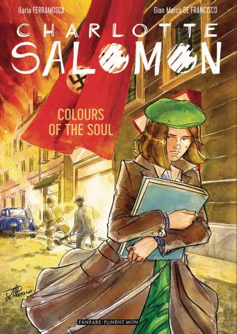 Charlotte Salomon: Colors of the Soul