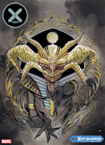 X-Men #15 (Momoko Cover)