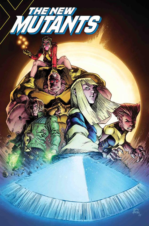 The New Mutants: Dead Souls #1