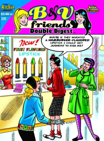 Betty & Veronica Friends Double Digest #220