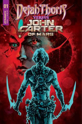 Dejah Thoris vs. John Carter of Mars #1 (Premium Fiumara Cover)