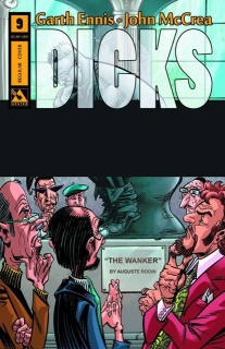 Dicks #9 (Offensive Cover)
