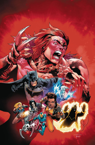Justice League of America Vol. 2: Kingbutcher (Rebirth)