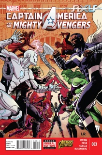 Captain America and the Mighty Avengers #3