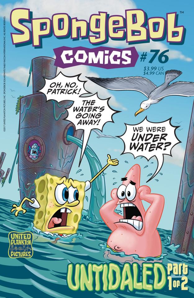 Spongebob Comics #76