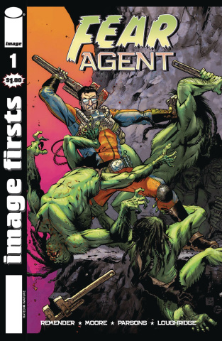 Fear Agent #1 (Image Firsts)