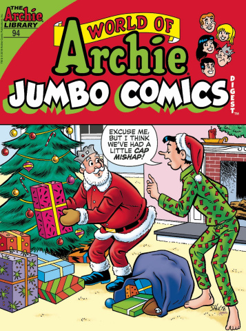 World of Archie Jumbo Comics Digest #94