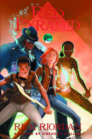 The Kane Chronicles Book 1: The Red Pyramid