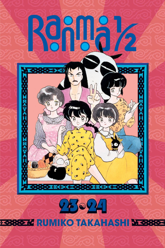 Ranma 1/2 Vol. 12 (2-in-1 Edition)