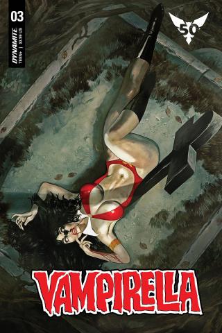Vampirella #3 (Dalton Cover)